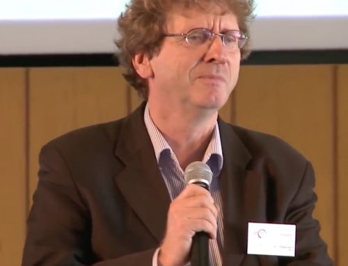 Prof. Michael Braungart Cradle to Cradle Keynote – Entrepreneurship Summit 2015 in Berlin